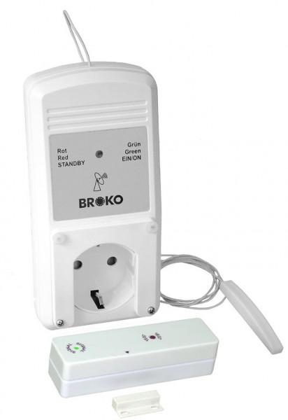 Funk-Abluft-Sicherheitsschalter BL220FASG