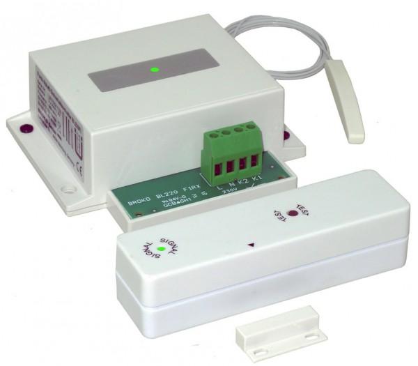 Funk-Abluft-Sicherheitsschalter BL220FISG