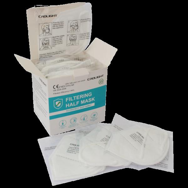 Atemschutzmaske FFP2 ohne Ausatemventil