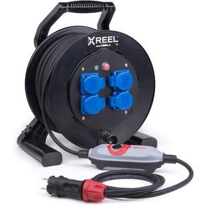 PRCD-S+ Sicherheitskabeltrommel XREEL310