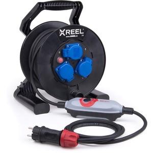 PRCD-S+ Sicherheitskabeltrommel XREEL250