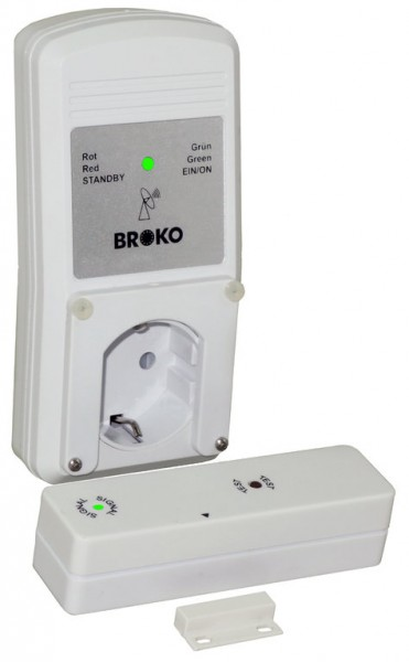 Funk-Abluft-Sicherheitsschalter BL220FSG